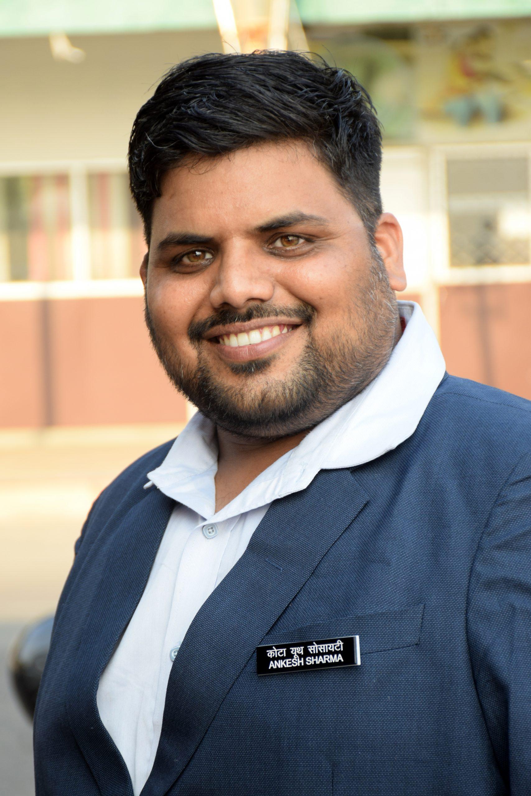 Ankesh Sharma